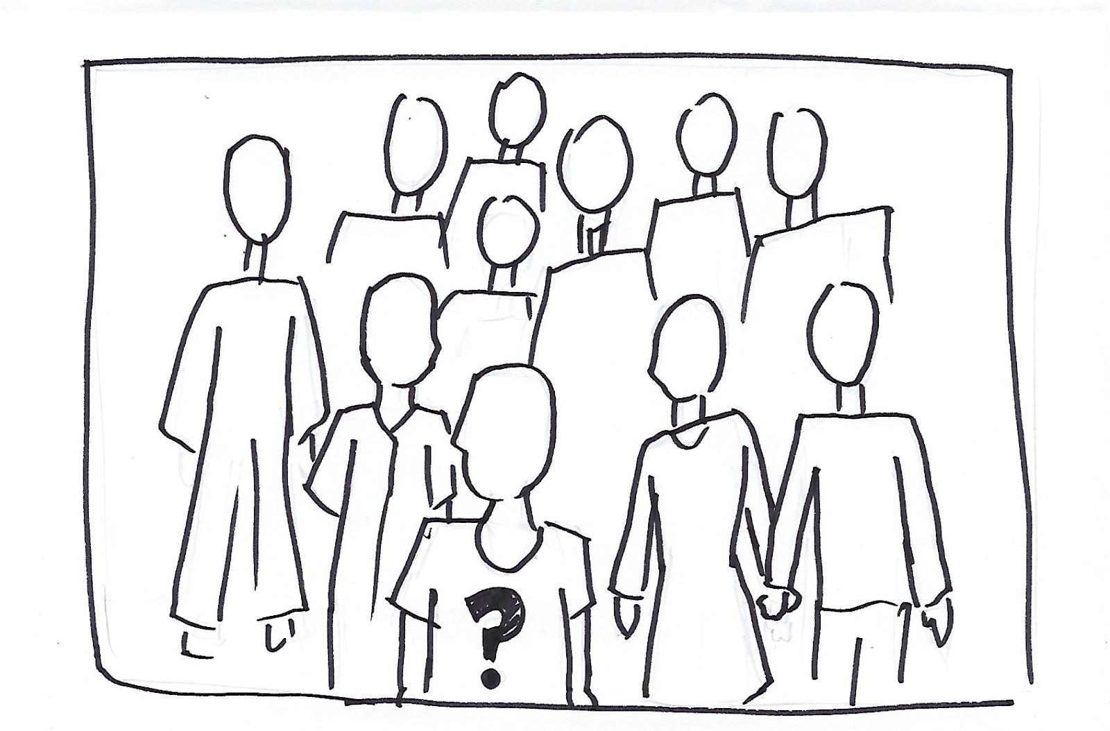 عکس چرا و چگونه می توان همدلی را در محتوای خود وارد کرد