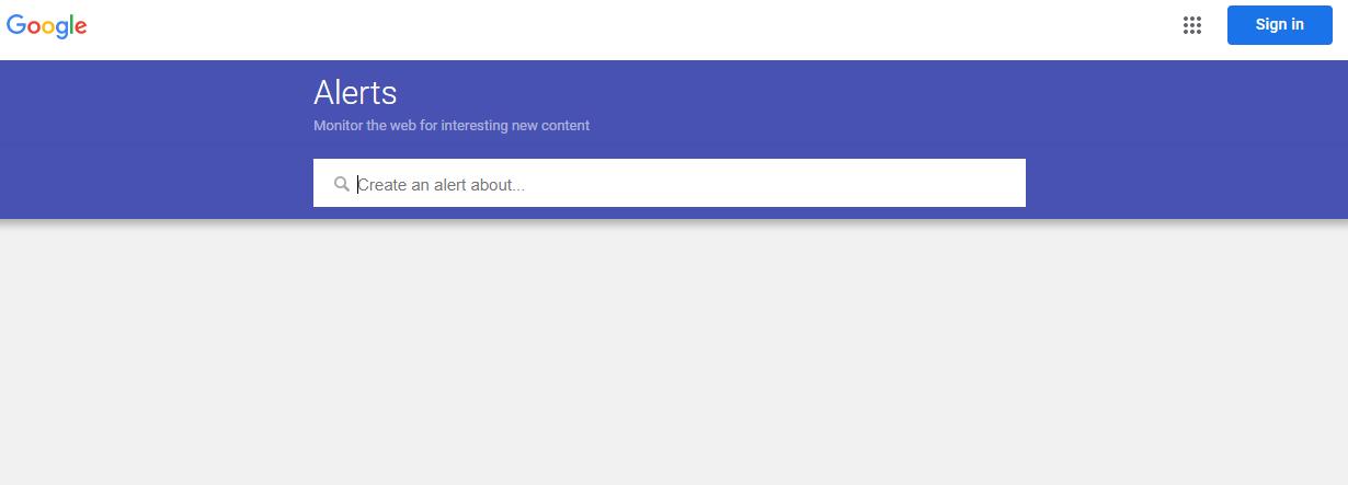 عکس Google Alerts for Link Building: یک راهنمای سریع و آسان