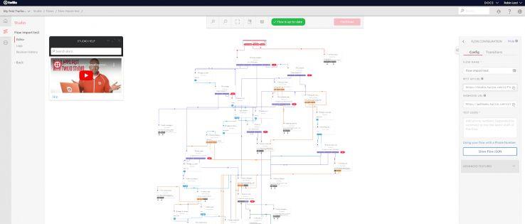 عکس نحوه ساخت SMS Chatbot مقیاس پذیر با استفاده از Twilio ، Python و صفحات Google (با کد رایگان)