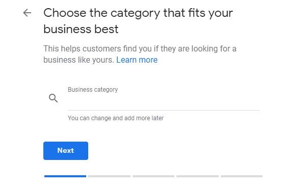 عکس چگونه دسته های شغلی من در Google را انتخاب کنیم (با ابزارهای جالب!)