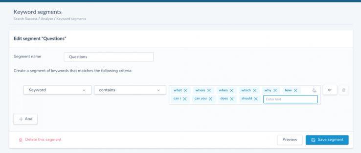 عکس شناسایی الگوهای عملکرد جستجوی پیشرفته GSC (و آنچه در مورد آنها باید انجام دهید)