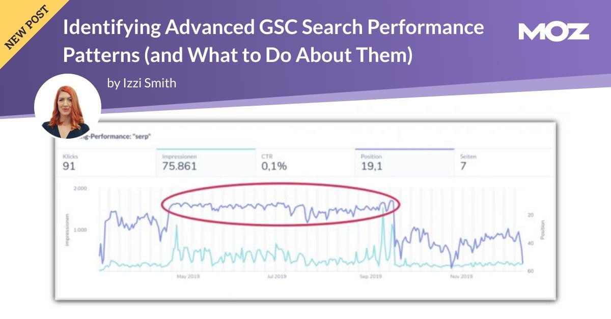 شناسایی الگوهای عملکرد جستجوی پیشرفته GSC (و آنچه در مورد آنها باید انجام دهید)