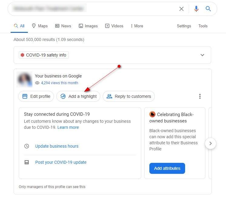 عکس 10 تغییر برتر در Google My Business در سال 2020 تحت تأثیر قرار گرفتند