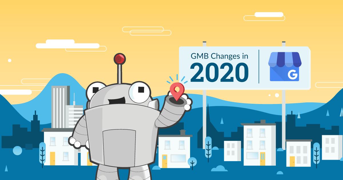 10 تغییر برتر در Google My Business در سال 2020 تحت تأثیر قرار گرفتند