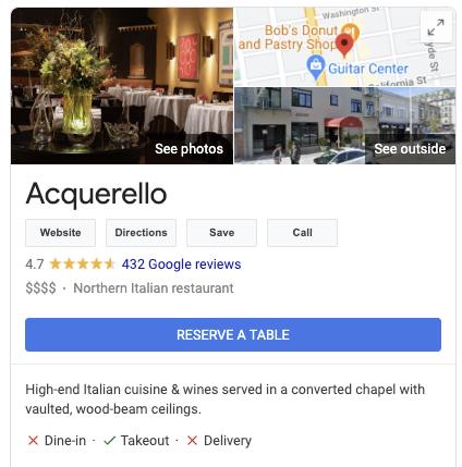 عکس تجارت بصورت غیرمعمول: چگونه می توان خدمات جدید و به روز شده خود را با Google My Business ارتباط برقرار کرد