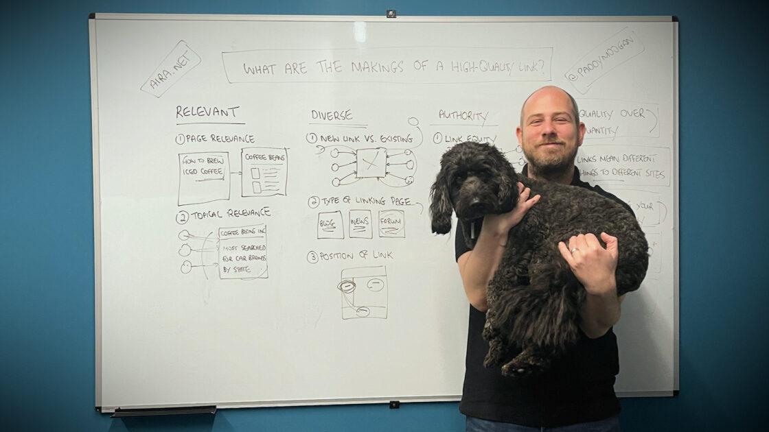 تولید یک لینک با کیفیت بالا چیست؟