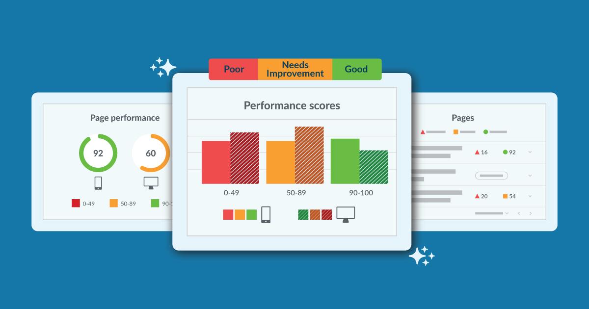 Core Web Vital را به صورت انبوه بررسی کنید: Moz Performance Metrics Beta