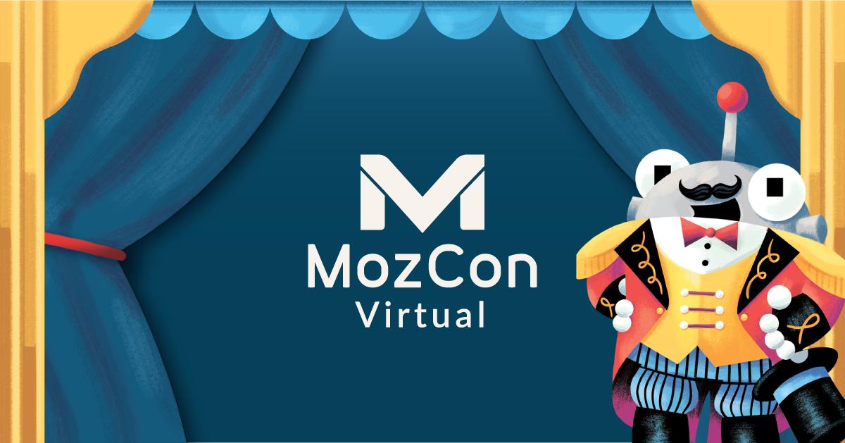 دستور کار نهایی MozCon Virtual 2021
