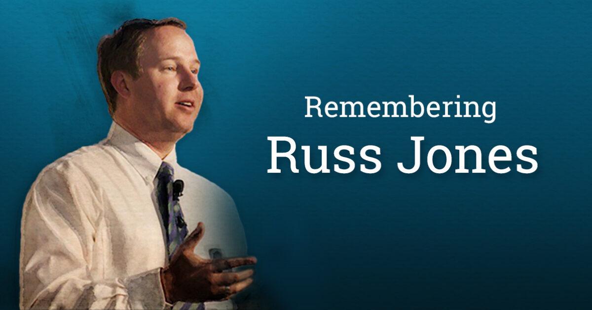 به یاد دوستمان ، راس جونز