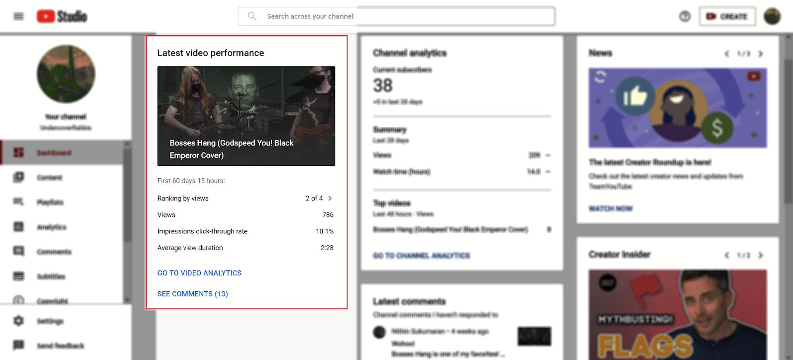عکس استفاده از کلمات کلیدی در فیلم های YouTube: چگونه می توان بازدید بیشتری داشت