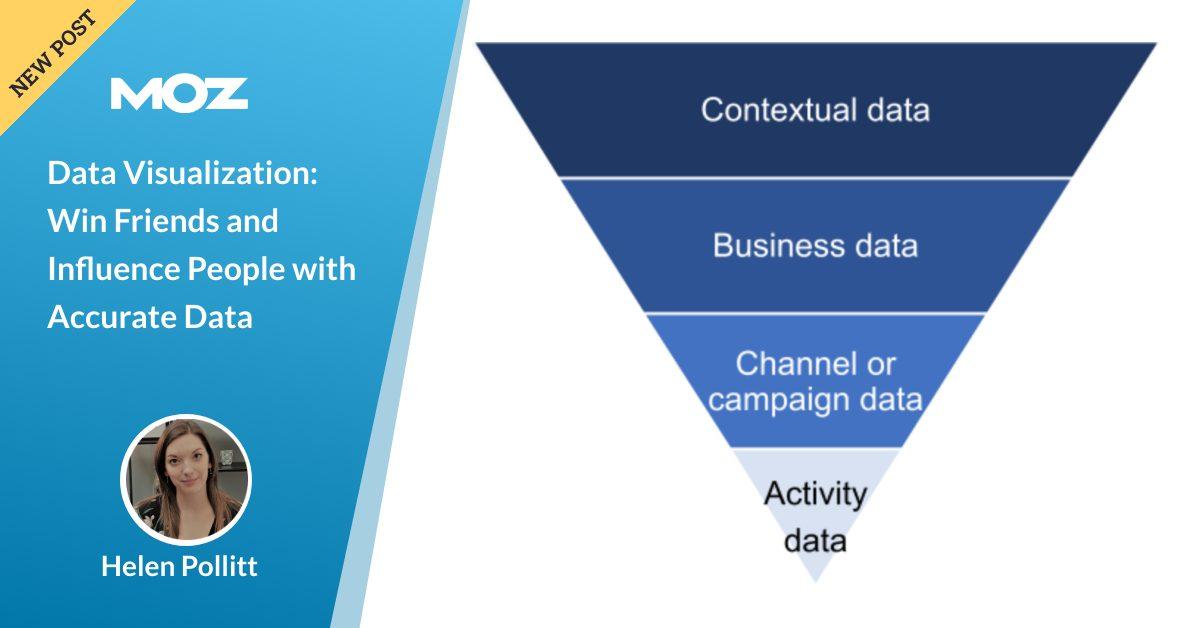 تجسم داده ها: دوستان را به دست آورید و با داده های دقیق بر افراد تأثیر بگذارید