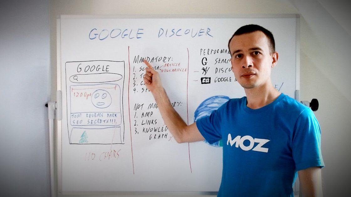 SEO و Google Discover - Moz