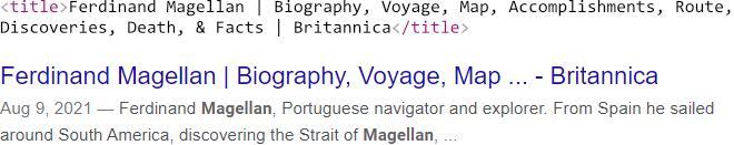 عکس 9.5 روش هایی که Google برچسب های عنوان شما را بازنویسی می کند